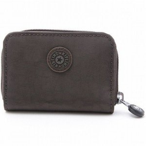 Kipling キプリング コインケース K10202 740 TOPS EXPRESSO BROWN|recommendo