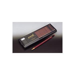 三菱鉛筆 鉛筆ユニ HB 1 ダース UHB 文房具 オフィス 用品