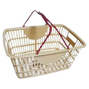 ナンシン ショッピングバスケット ベージュ365×510 NSW-33 1個|recommendo