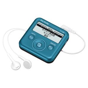 カシオ 英会話学習ツール joy study ブルー JY-L02BU 1台