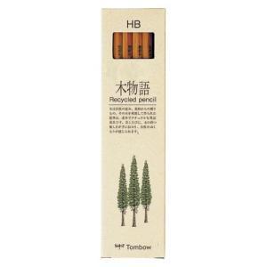 トンボ鉛筆 鉛筆 木物語 HB 1 ダース LA-KEAHB 文房具 オフィス 用品