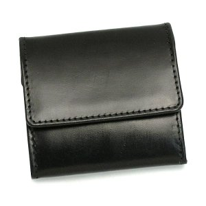 ホワイトハウスコックス WHITEHOUSECOX 小銭入れ コインケース SR890 SMALL COIN PURSE BRIDLE LEATHER BLACK|recommendo