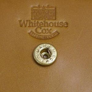 ホワイトハウスコックス WHITEHOUSECOX 小銭入れ コインケース SR890 SMALL COIN PURSE BRIDLE LEATHER NEWTON recommendo 03