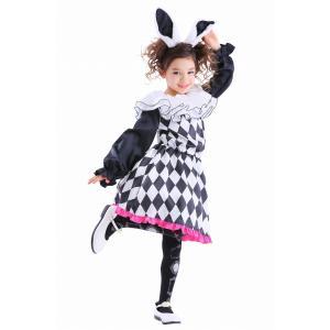 レディラビット140 コスプレ 衣装 ハロウィン キッズ|recommendo