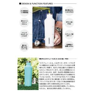 CORKCICLE CANTEEN コークシクル キャンティーン ステンレスボトル 270ml 9oz 水筒 タンブラー ステンレス ボトル マイボトル 保冷 保温 ラッピング ギフト|recommendo|04