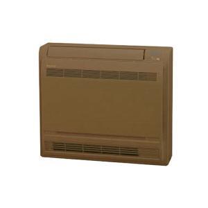 ダイキン ハウジング エアコン 床置型 Vシリーズ S28RVV-T 室内:F28RVV-T ブラウン 、室外:R28RVV 10畳程度 業務用 代引不可