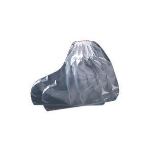 防水 使い捨て くつ カバー 使い捨てくつカバー 0070-1905 10足セット|recommendo