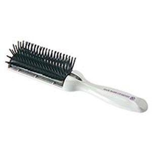 静電気 キューティクル 髪 ブラシ 美容師さんの艶髪ブラシ静電気除去タイプ   0070-2230|recommendo