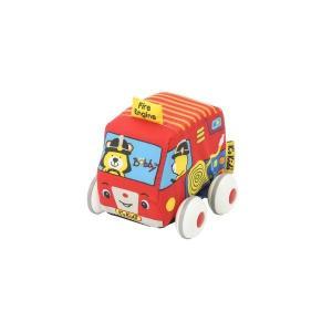 K's kids ケーズキッズ プルバックカー ファイアートラック TYKK104591