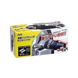 大橋産業(BAL)車用電動インパクトレンチストレートタイプ 1309 JANコード:49601690...