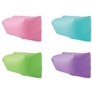 エアーソファ Air Sofa 選べる4カラー ピンク パープル グリーン ブルー recommendo