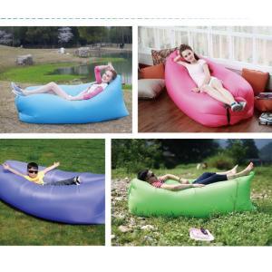 エアーソファ Air Sofa 選べる4カラー ピンク パープル グリーン ブルー recommendo 04