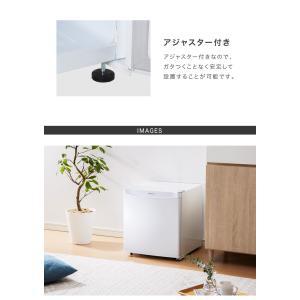 冷蔵庫 simplus シンプラス 46L 1ドア冷蔵庫 SP-46L1 コンパクト 小型 ミニ冷蔵庫 ホワイト ブラック ダークウッド一人暮らし recommendo 11