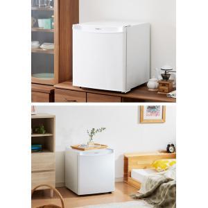 冷蔵庫 simplus シンプラス 46L 1ドア冷蔵庫 SP-46L1 コンパクト 小型 ミニ冷蔵庫 ホワイト ブラック ダークウッド一人暮らし recommendo 12