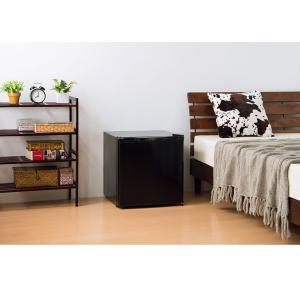 冷蔵庫 simplus シンプラス 46L 1ドア冷蔵庫 SP-46L1 コンパクト 小型 ミニ冷蔵庫 ホワイト ブラック ダークウッド一人暮らし recommendo 15