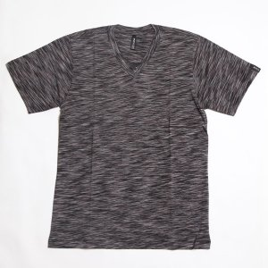 Cedar Hill V-neck (BLK)|recommendo