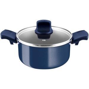 ティファール T-fal 両手鍋 シチューパン グランブルー・プレミア 20cm D55144 recommendo