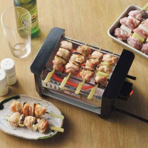 タマハシ 電気網焼き器 アミ焼き大将 AYT-01 卓上 BBQ 焼肉 焼き鳥 網焼き ホームパーティー 一人暮らし 卓上調理|リコメン堂