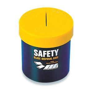 【用途】 カッターの刃を安全確実に処理できる刃折器です。  【機能・特徴】 カッターの刃を安全確実に...