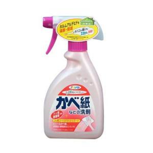 アサヒペン かべ紙などの洗剤 400mLハンドスプレー 代引不可|recommendo