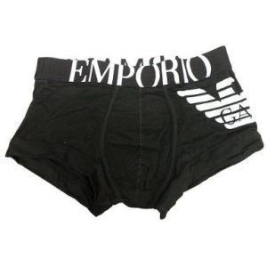 エンポリオアルマーニ emporio armani ストレッチ ボクサーパンツ アンダーウェア ブラック 111866 cc725 00020|recommendo