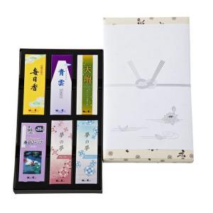 日本香堂 御香セット1500° 包装品 線香 セット