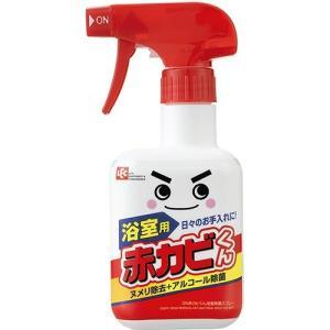 レック 激落ち 赤カビくん 浴室用 除菌スプレー 320ml|recommendo