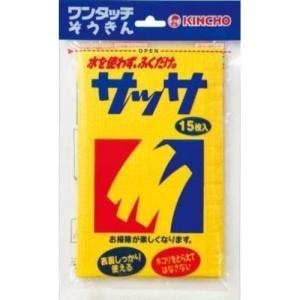大日本除虫菊 サッサ 15枚入 recommendo