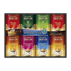 キーコーヒー ドリップオンギフト KDV-40N 返品・キャンセル不可 代引不可