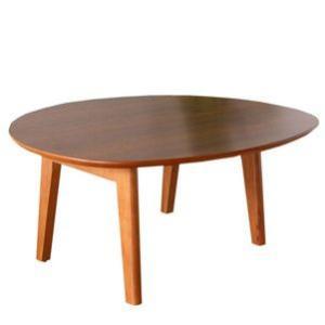 リビングテーブル80×70 折脚テーブルスワン 80×70 折脚テーブル|recommendo