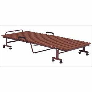 折りたたみベッド KH-3855-BR|recommendo