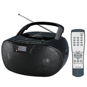 WINTECH リモコン付きCDラジオ KC-151USB|recommendo