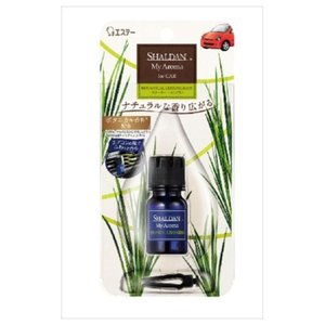 【商品詳細】 ・商品名  シャルダン SHALDAN My Aroma for CAR 芳香剤 車用...