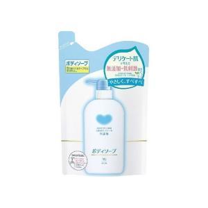 牛乳石鹸共進社 カウブランド 無添加ボディソープ 詰替用・400mL 代引不可