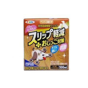 アサヒペン ペットと暮らす床用高級樹脂ワックス 代引不可|recommendo