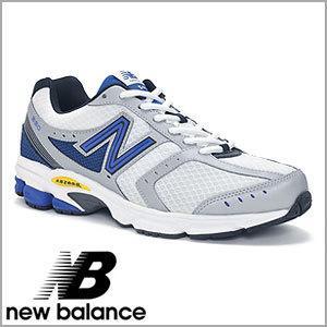 ニューバランス new balance  メンズ ランニングシューズ スニーカー m560wb4 4e ホワイト×ブルー performance training|recommendo