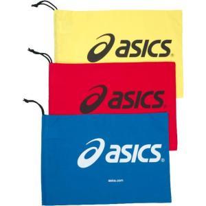 アシックス asics シューバッグ m tzs986 カラー:レッド 23 シューズ袋 アクセサリー|recommendo