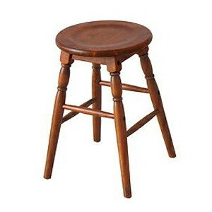 hommage オマージュ Low Stool ロースツール 椅子 イス HMS-2666BR|recommendo