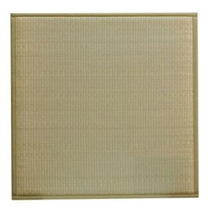 純国産 ユニット畳 『微笑み』 82×82×2.2cm(4枚1セット)(中材:ウレタンチップ+硬綿)|recommendo