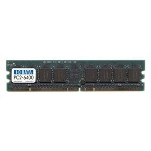 I-O DATA DX800-2G 2GB PC2-6400 240ピン DIMM
