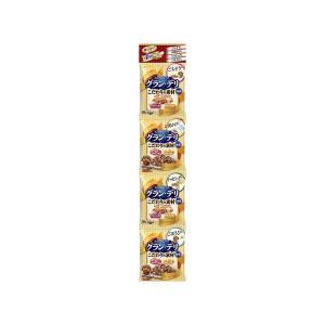 ユニ・チャーム グラン・デリカリカリ仕立て成犬用4連パック新食感ささみ入り粒・角切りチーズ粒入り40g×4個