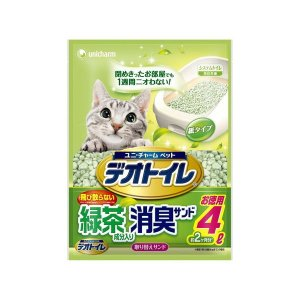 ユニ・チャーム デオトイレ飛び散らない緑茶成分...の関連商品4