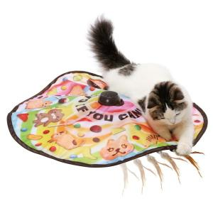 【商品詳細】  大人気の電動で動く猫じゃらし「キャッチ ミー イフ ユー キャン」がパワーアップし、...