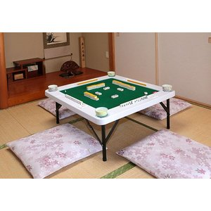 麻雀卓 高さが調整できる麻雀テーブル ※麻雀牌...の詳細画像1