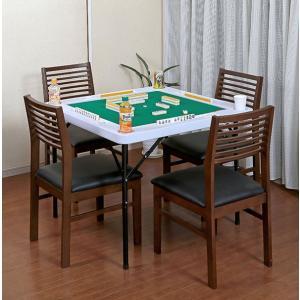 麻雀卓 高さが調整できる麻雀テーブル ※麻雀牌...の詳細画像2