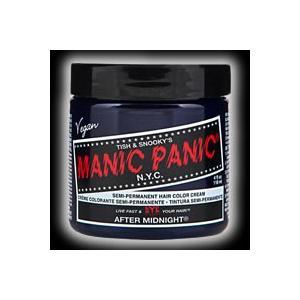 マニックパニック ヘアカラーアフターミッドナイトブルー 11001|recommendo