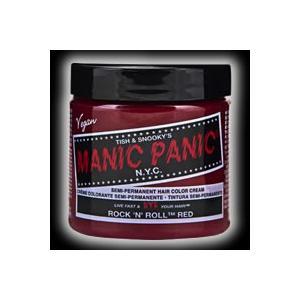 マニックパニック ヘアカラーロックンロールレッド 11035|recommendo