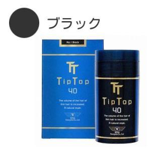 ティップトップ 40 40gブラック|recommendo