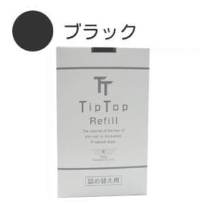 ティップトップ 40 80gブラック 詰替用|recommendo