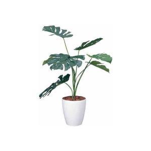 アートグリーン 人工観葉植物 光触媒 光の楽園 モンステラ90 recommendo